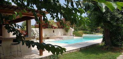 Photo for Villa with swimming pool 160 m2 10 mn beach