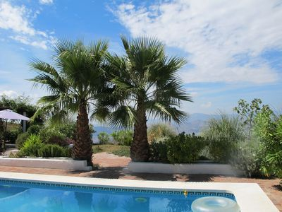 Photo for 7,600 M2 Plot With Private Swimming Pool And Magnificent View Over Lake Vinuela