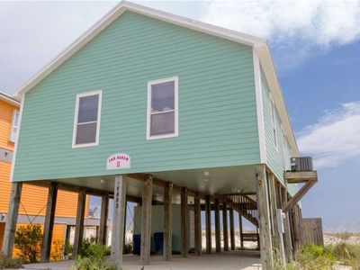 Photo for OnThe Beach | Private Boardwalk | Liquid Life Rentals