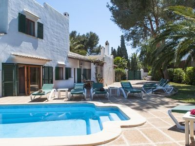Photo for Cala d'Or Villa, Sleeps 12 with Pool, Air Con and WiFi