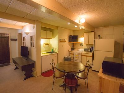 Photo for Slopeside Condo at Sunlight Mountain Resort - Studio. 1 Queen Bed, 1 Double Sofa Bed, 3 Twin Murphy