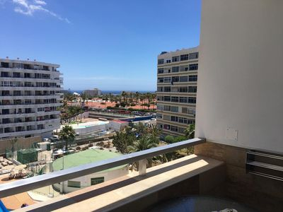 Photo for Apartment with sea view Playa del Inglés