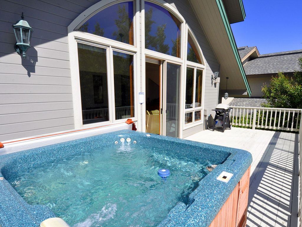 Mt Time Home Private Hot Tub Discount Lift Tix Steamboat Springs Northwest Colorado Colorado