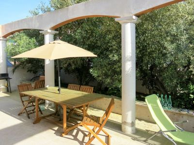 Photo for 3 bedroom Villa, sleeps 6 in Vendres with Air Con and WiFi