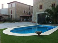 Very comfortable, well equipped villa with lovely owners