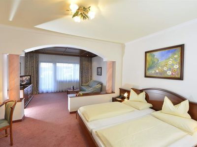 "Photo for Double Room ""Superior"" Tyrol South - Hotel Residenz Hochland"