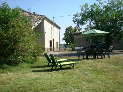 Photo for Holiday home MONTDURAUSSE (TARN) 400 €