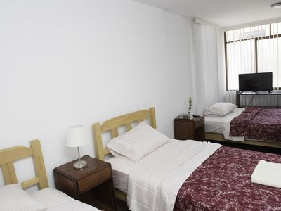 Photo for Affordable Hosting in Lima , we can acomodatte 8 guests for this price