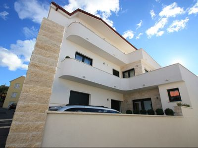 Photo for Holiday apartment 200 m from the sea, with satellite TV and Internet