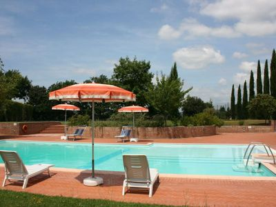 Photo for 6BR Villa Vacation Rental in Lucignano