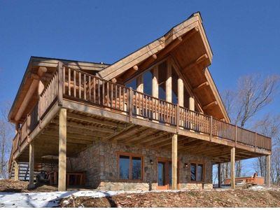 Photo for Chalet Elki - Near Lac Lacoste
