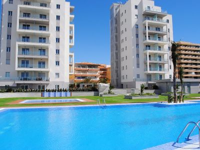 Photo for APARTMENT 7º PLANT AQUA NATURE LA MATA- BEACH FRONT