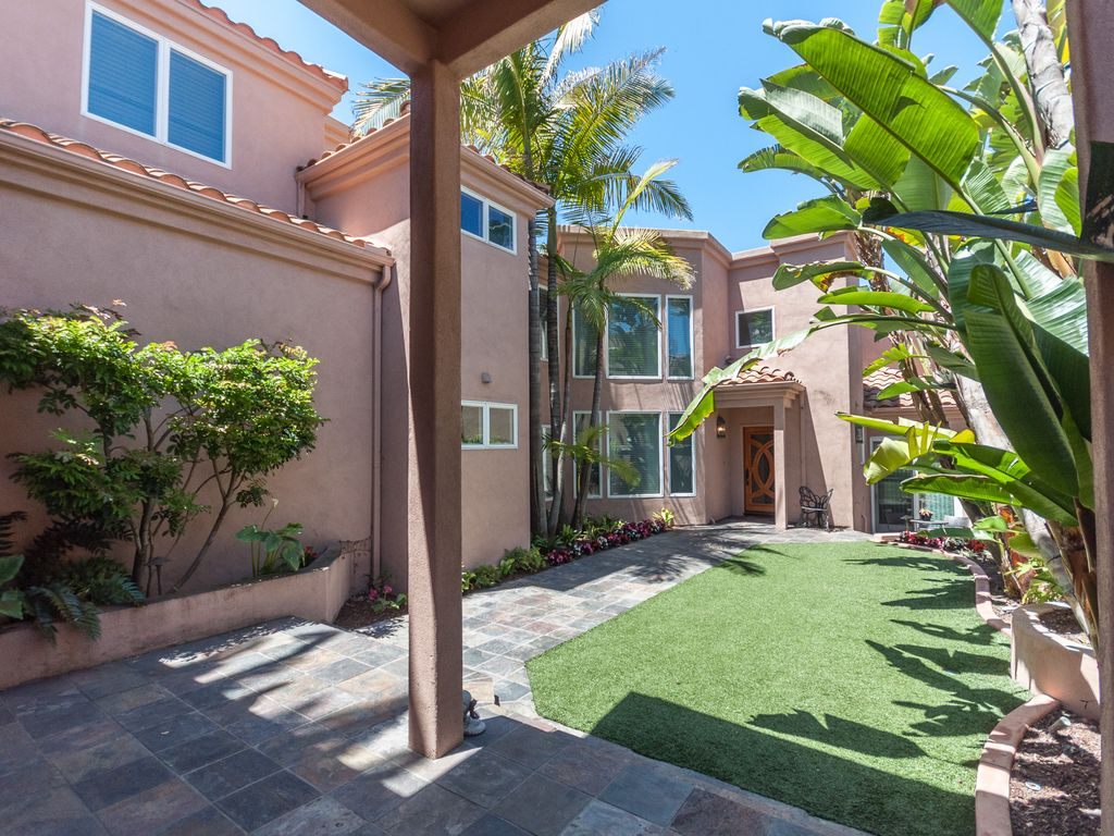 la jolla ocean view designer home 5 br vacation house for rent in