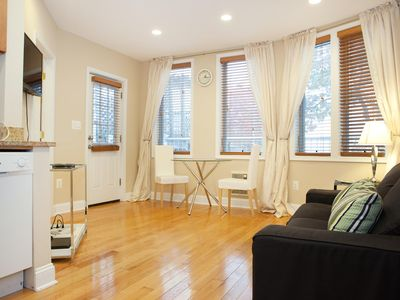 Photo for New Adams Morgan 1br, easy to Dupont, Wooldey Park, White House, metro