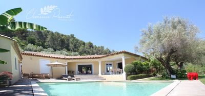 Photo for Villa Casalive: 250M2, 7 bedrooms, 3 bathrooms, swimming pool. Escape to ...