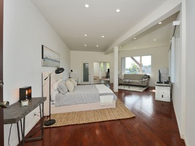 Photo for The Great Hollywood Hills Secluded Private Guest House + Incredible Views