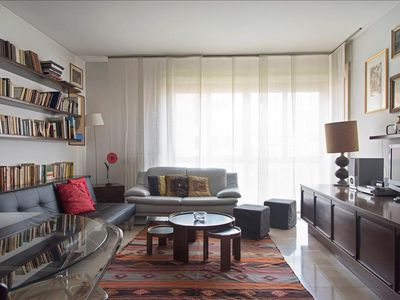 Photo for LIGHT FULL, FASHION DISTRICT, NAVIGLI, 2 BEDROOMS