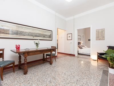 Photo for Lovely House Rome - Luxury Apartment for groups and families