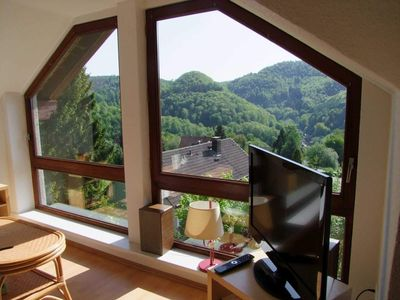 Photo for Apartment Panoramic views - Mountain Garden