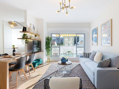 Photo for Luxurious Flat w/ Stunning Terrace by Host Wise