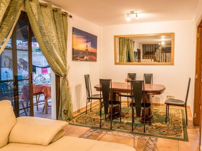 Photo for Charming Home with Large Terrace, Mountain Views, Balconies & Wi-Fi; Parking Available