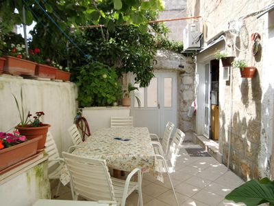 Photo for Studio flat with air-conditioning Cavtat, Dubrovnik (AS-8966-a)