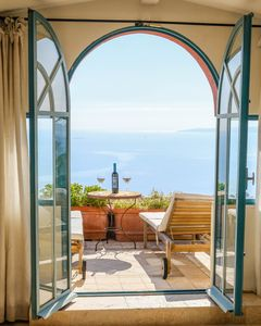 Photo for Chic Moroccan Style Villa w/Infinity Pool, Great Views Of Gulf Of St Tropez