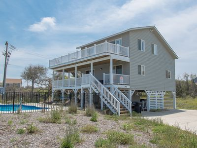 Photo for D4101 Arcadia. Pet Friendly, Private Pool, Great Ocean Views, Steps to Beach!