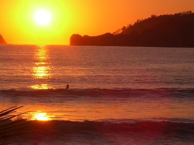 Typical Costa Rican Sunset