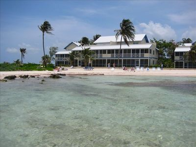 Photo for Rum and Kai - Beach Front 1 Bedroom - Rum Point, Grand Cayman