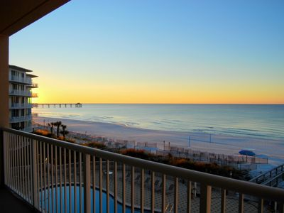 Photo for Paradise Found at Summer Place 406! Breathtaking Views; Updated Coastal Decor