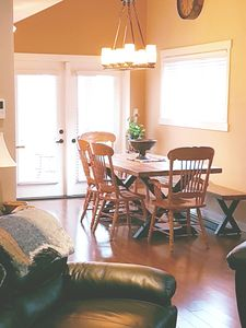 Photo for Stunning Peek a Boo Lake Home, Walking Distance To All Amenities