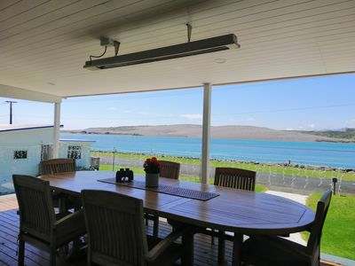 Photo for Best deck in Aotea, designed for your relaxation