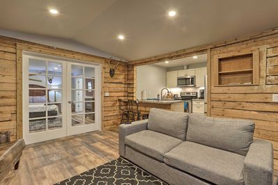 Anchorage Vacation Rental | 1BR | 1BA | 700 Sq Ft | 1 Story