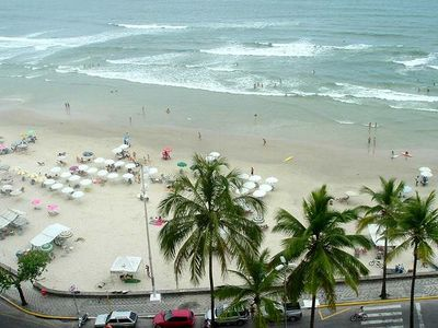 Photo for Apartment at beach in Pitangueiras - Guaruja - SP