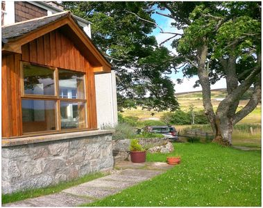 Photo for Restored Farmhouse with Lovely Open Views across Sutherland to sleep 7