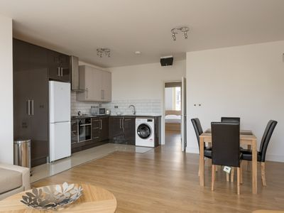 Photo for Luxurious 2 Bedroom Period Apartment In Central Bedford
