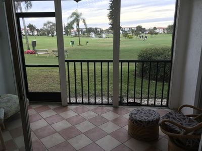 Photo for HIGH POINT COUNTRY CLUB - NAPLES HIDDEN GEM! FREE GOLF AND PERFECT LOCATION
