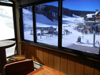 Photo for Ski In/out Center Village.Spectacular Views. None closer to lifts