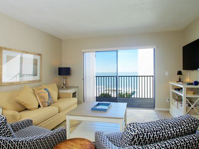 Photo for Gulf Front Condo - Completely Renovated  *Discounted August 10 - 17*!