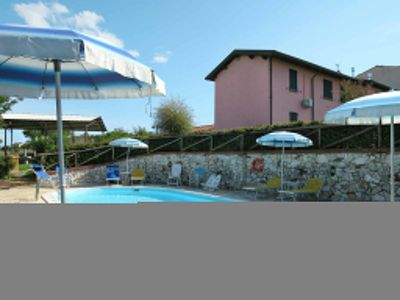 Photo for Apartment Agriturismo La Tanna (CXL100) in Collesalvetti - 2 persons, 1 bedrooms