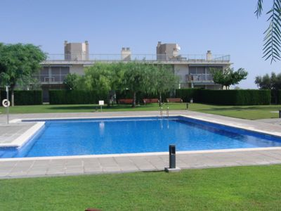 Photo for BEAUTIFUL APARTMENT WITH IDEAL PADEL COURTS FOR FAMILIES