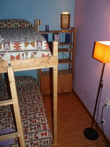 Photo for Comfortable apartment in the heart of Barcelona, 5 minutes from the Ramblas
