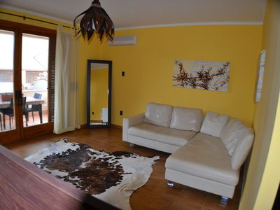 "Photo for Apartment near the center and the marina ""IL BOUGANVILLE"""