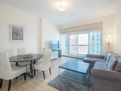 Photo for Charming Apartment with Sea View in Dubai Marina
