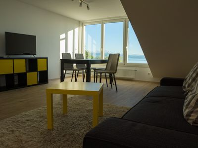 Photo for 1BR Apartment Vacation Rental in Langenargen, BW