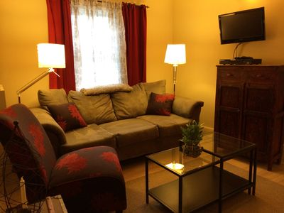 Photo for Beautiful Updated 2Bd near Campus