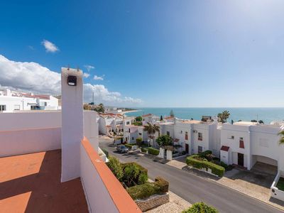 Photo for Sea View, 800 meters from the beach, family friendly
