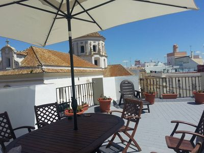Photo for 1BR Apartment Vacation Rental in Cádiz