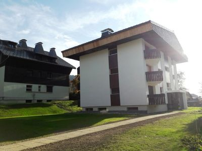 Photo for APPARTMENT TO RENT LES GETS 2 PIECES- 4/5 PERS MAX - 400 M OF THE CENTER AND THE SLOPES - 1st FLOOR